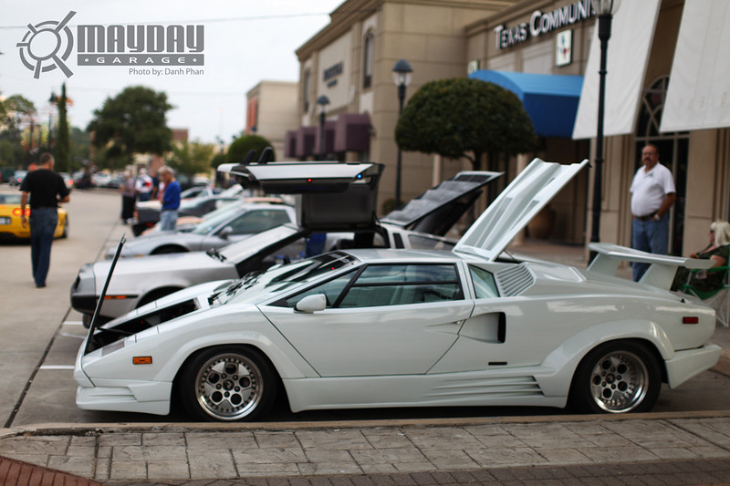 We all had one on our wall growing up, the Countach